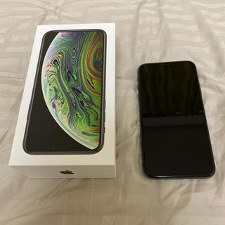 Apple - iPhone XS 64GB simフリー ブラック 付属品未使用