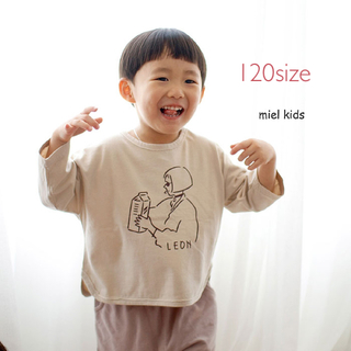 MOMO様専用 マチルダTシャツ 100.120(Tシャツ/カットソー)