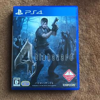 PlayStation4 - バイオハザード4