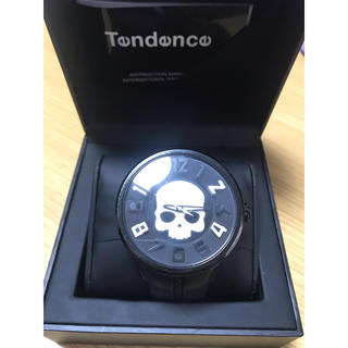 Tendence - Tendence ハイドロゲン ホワイトスカル 腕時計