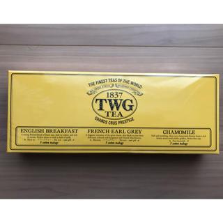 TWG 紅茶&ハーブティー ティーバッグ3種セット