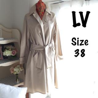 ルイヴィトン(LOUIS VUITTON)のLV♡コート(ロングコート)