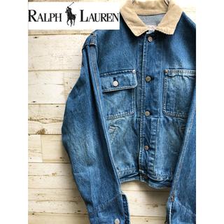 ラルフローレン(Ralph Lauren)のtokio様専用 90s RALPH LAUREN ラルフデニムジャケット(Gジャン/デニムジャケット)