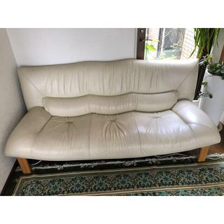 カリモクカグ(カリモク家具)のカリモク ソファー(三人掛けソファ)