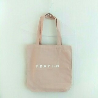 フレイアイディー(FRAY I.D)のFRAY I.D♡トートバッグ(トートバッグ)