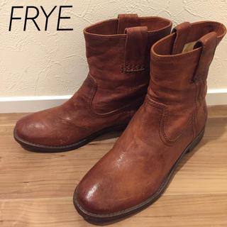 フライ(FRYE)のフライ (FRYE) ウエスタン レザーショートブーツ(ブーツ)
