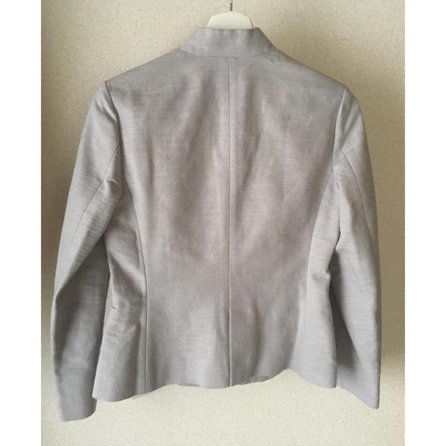 UNITED ARROWS(ユナイテッドアローズ)の新品タグ付き ノーカラージャケット  レディースのジャケット/アウター(ノーカラージャケット)の商品写真