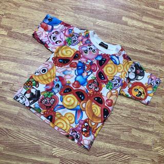 HYSTERIC MINI - ヒステリックミニ HGMG Tシャツ 90