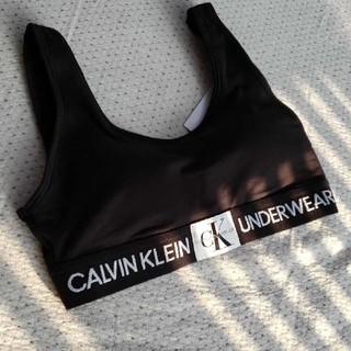 Calvin Klein - 新品タグ付き カルバンクライン スポーツブラ