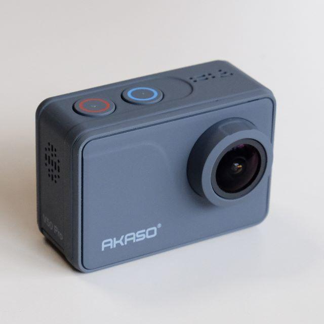 アクションカメラ AKASO V50 pro スマホ/家電/カメラのカメラ(その他)の商品写真