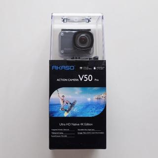 アクションカメラ AKASO V50 pro