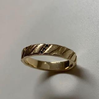 クロムハーツ(Chrome Hearts)のシンパシーオブソウル リング ピンクゴールド(リング(指輪))