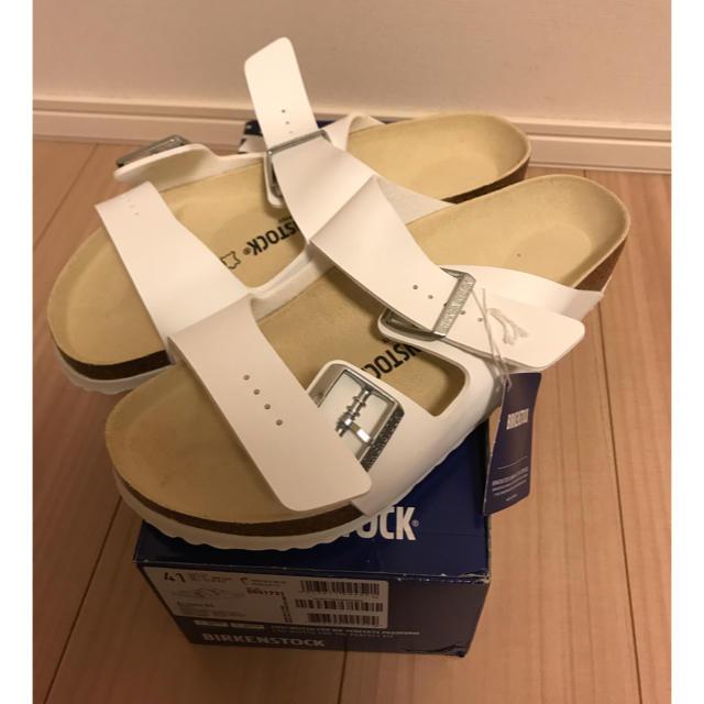 BIRKENSTOCK(ビルケンシュトック)のビルケンシュトック アリゾナ サンダル 41 メンズの靴/シューズ(サンダル)の商品写真