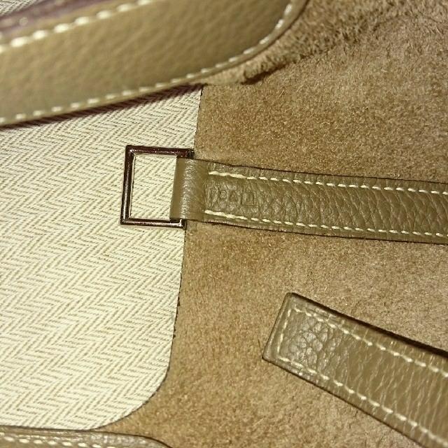 Hermes(エルメス)のお値下げ HERMES ピコタン PM  レディースのバッグ(ハンドバッグ)の商品写真