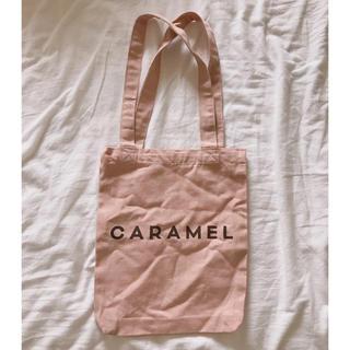 キャラメルベビー&チャイルド(Caramel baby&child )の難あり caramel ノベルティトート(トートバッグ)
