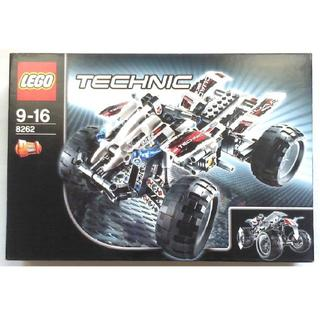 レゴ(Lego)のレゴ テクニック クワッドバイク LEGO 8262 ※ステッカーなし(その他)