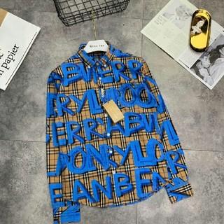 BURBERRY - Burberry シャツ メンズ お洒落 新品未使用