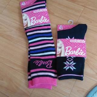 バービー(Barbie)のバービー(ソックス)