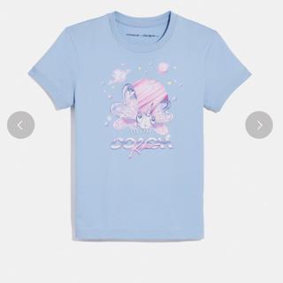 コーチ(COACH)の水原希子×coach(Tシャツ(半袖/袖なし))