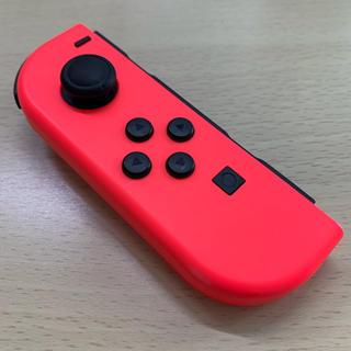 Nintendo Switch - スイッチ ジョイコン 左 ネオンレッド  M837