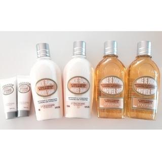 L'OCCITANE - ロクシタン アーモンド シャワーオイル & シャワーシェイク セット