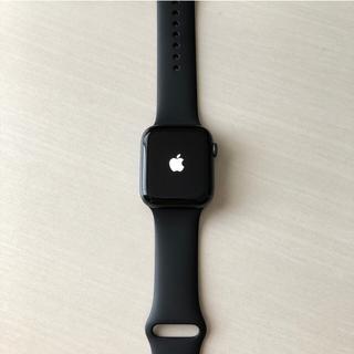 アップルウォッチ(Apple Watch)のApple watch series 4 44mm GPSモデル(腕時計(デジタル))