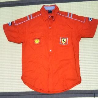 フェラーリ(Ferrari)のF1 フェラーリ公式 中古 クルーシャツ(その他)