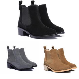 アグ(UGG)のEver UGG Boots Sylvia  ブーツ ショートブーツ(ブーツ)
