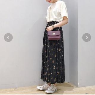 すきな丈プリーツスカート(ミモレ)