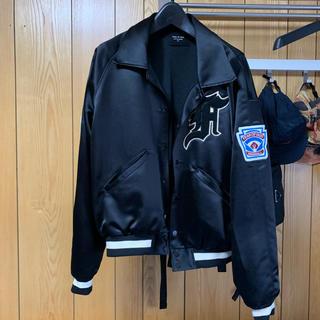 フィアオブゴッド(FEAR OF GOD)のFEAR OF GOD Satin Manuel Baseball Jacket(ブルゾン)