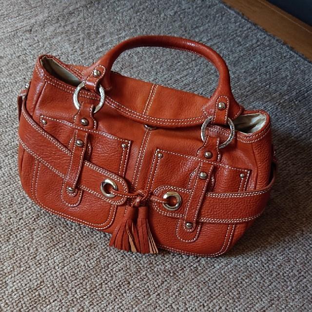 4℃(ヨンドシー)のハンドバッグ 4℃  レディースのバッグ(ハンドバッグ)の商品写真