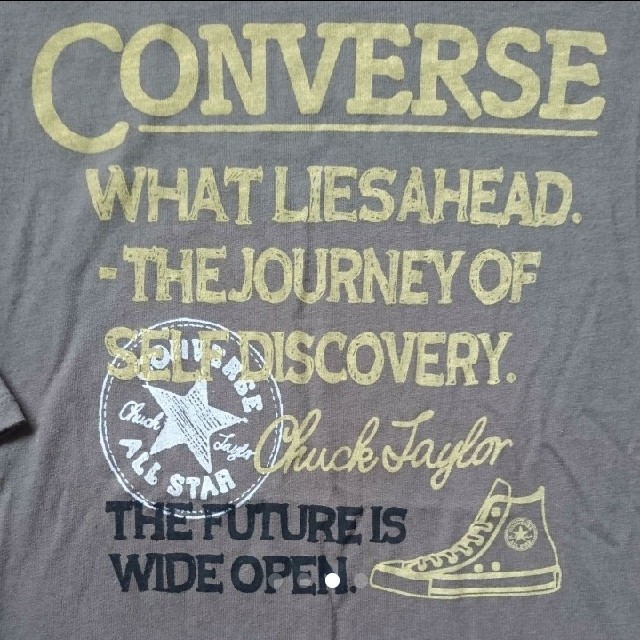 CONVERSE(コンバース)のCONVERSE ☆ ロンT レディースのトップス(Tシャツ(長袖/七分))の商品写真