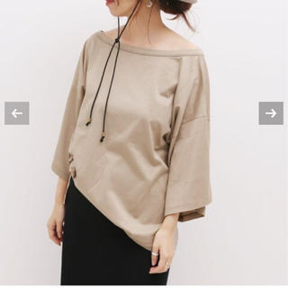 フレームワーク(FRAMeWORK)の今期商品 フレームワーク ルーズTシャツ(Tシャツ(半袖/袖なし))