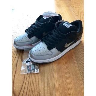 シュプリーム(Supreme)のSupreme Nike SB Dunk Low black (スニーカー)