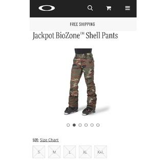 オークリー(Oakley)の半額 Oakley パンツ Jackpot BZS Pants スリムフィット(ウエア/装備)