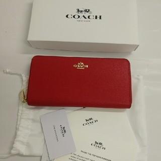 COACH - コーチ COACH 長財布 F52372
