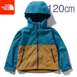 THE NORTH FACE - THE NORTH FACE コンパクトジャケット 120㎝