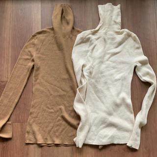 UNIQLO - ユニクロ セーター 二枚セット