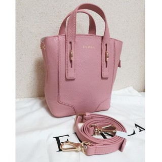 Furla - FURLA(フルラ) PERLA MINI WINTNR ROSE