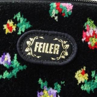フェイラー(FEILER)のフェイラー プティフローリスト 斜め掛けOK!ショルダーバッグ新品(ショルダーバッグ)
