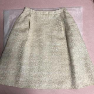 ルネ(René)のルネ スカート 34(ひざ丈スカート)