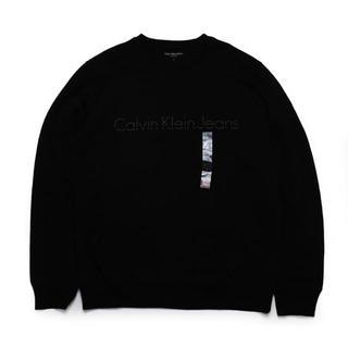 Calvin Klein - 新品 Calvin Klein Origins トレーナー