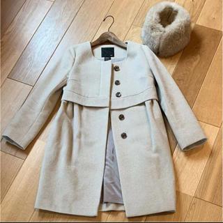 ダブルスタンダードクロージング(DOUBLE STANDARD CLOTHING)のダブルスタンダード ソブ ファーコート(毛皮/ファーコート)