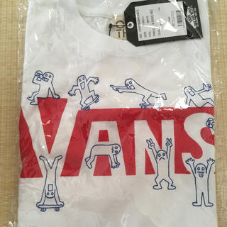 ヴァンズ(VANS)のvans Tシャツ 120cm(Tシャツ/カットソー)