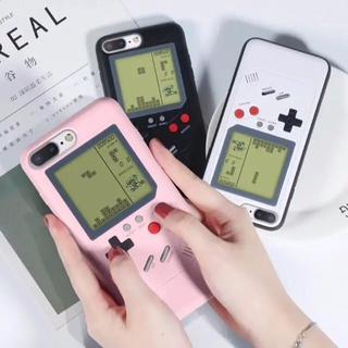 ピンク GAME iPhone ケース ゲーム付きスマホケース 大人気✨