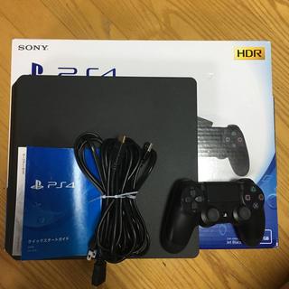 PlayStation4 - PS4  本体  ブラック  500GB