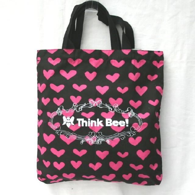 Think Bee!(シンクビー)の【新品】シンクビー! メモリー12 トートバッグ A4対応 メンズのバッグ(トートバッグ)の商品写真