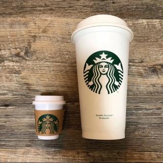 Starbucks Coffee - スタバ ミニカップギフト  ドリンクチケット タンブラー リューザブルカップ
