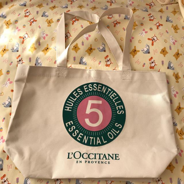 L'OCCITANE(ロクシタン)のLOCCITANE  トートバック レディースのバッグ(トートバッグ)の商品写真