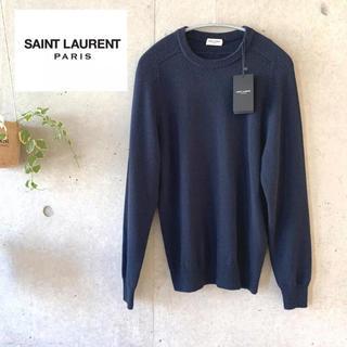サンローラン(Saint Laurent)の【未使用 タグ付き】 SAINT LAURENT サンローラン セーター(ニット/セーター)